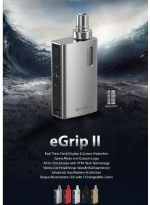 מקורית 80W Joyetech eGrip II VT Kit - 2100mAh  *במלאי מיידי*
