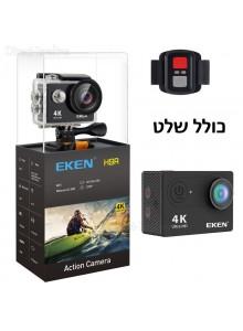 EKEN H9R 4K WIFI עם שלט חדישה 2020 *במלאי מיידי*