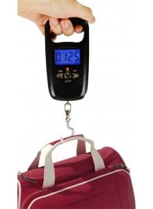 """משקל תליה דיגיטלי 50 ק""""ג בדיוק של 10 גרם למזוודות דגים וציוד WH-N11"""
