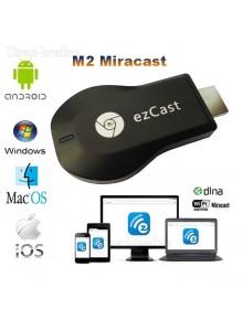 סטרימר אלחוטי ezCast M2 iii MiraCast DLNA AirPlay HD *במלאי מיידי*