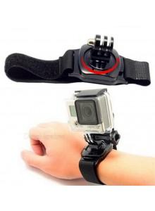 רצועת זרוע מסתובבת 360 מעלות GoPro SJCAM מצלמות אקסטרים *במלאי מיידי*