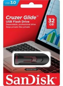 SanDisk Cruzer Glide USB 3.0 32GB SDCZ600-032G-G35