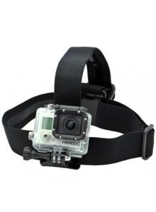 רצועת ראש תחליפית SJCAM/GoPro Head Strap Mount D5060 *במלאי מיידי*