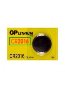 סוללה מקורית ליתיום GP CR2016  *במלאי מיידי*