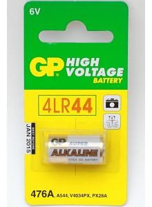 4LR44 6V GP סוללה אלקליין