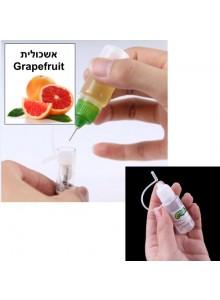 נוזל לסיגריה אלקטרונית בטעם אשכולית 10 מיליליטר