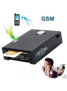 מכל טלפון בעולם SIM מכשיר ציטוט והאזנה  עם כרטיס