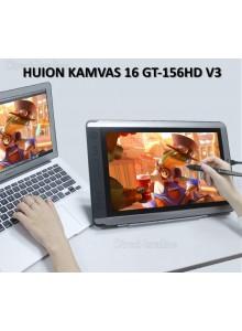 HUION KAMVAS 16 GT-156HD V3 *במלאי מיידי*