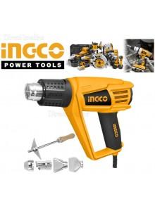 אקדח חום אלקטרוני מקצועי דגם INGCO 2000W HG20008 *במלאי מיידי*