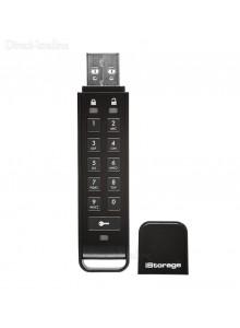 iStorage datAshur Personal2 8GB IS-FL-DAP3-B-8 *זיכרון נייד מוצפן במלאי*