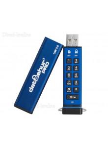 iStorage datAshur Pro 16GB IS-FL-DA3-256-16 *זיכרון נייד מוצפן במלאי*