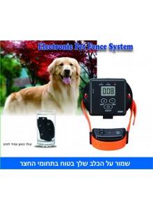 גדר אלקטרונית דיגיטלית נטענת לכלב דגם X800 *במלאי מיידי*