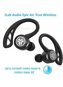 אוזניות אלחוטיות JLab Audio Epic Air True Wireless *במלאי מיידי*