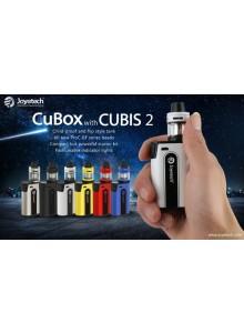 סיגריה אלקטרונית Joyetech Cubox with Cubis 2  *במלאי מיידי*