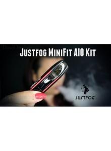 Justfog MINIFIT Starter Kit 370mAh סיגריה אלקטרונית