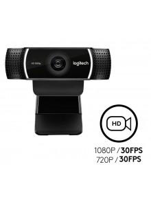 Logitech 1080p Pro Stream Webcam *במלאי מיידי*