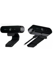 Logitech BRIO Ultra HD 4K Webcam *במלאי מיידי*