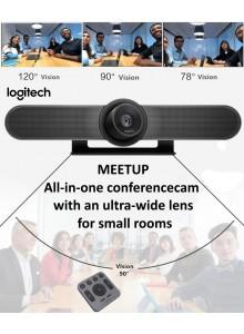 Logitech MeetUp *במלאי מיידי*