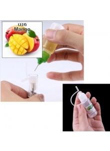 נוזל לסיגריה אלקטרונית בטעם מנגו 10 מיליליטר