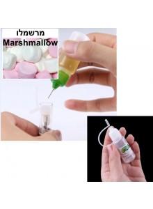 נוזל לסיגריה אלקטרונית בטעם מרשמלו 10 מיליליטר