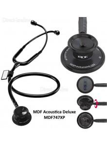סטטוסקופ ראש כפול MDF Acoustica Deluxe MDF747XP-BO *במלאי מיידי*