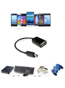 מתאם Mini USB Host OTG