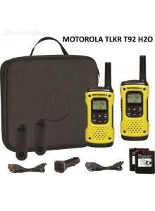 זוג מכשירי קשר Motorola TLKR T92 *משלוח מיידי*