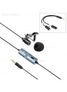 Movo LV1 מיקרופון דש לסמארטפונים ומצלמות *במלאי מיידי*