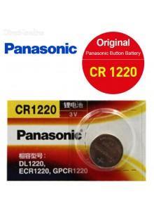 סוללה מקורית ליתיום PANASONIC CR1220  *במלאי מיידי*