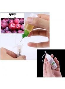 נוזל לסיגריה אלקטרונית בטעם שזיף 10 מיליליטר
