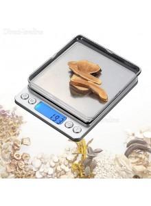 משקל דיגיטלי עד 3000 גרם דיוק עד 0.1 גרם למטבח ותכשיטים D20652 *במלאי מיידי*