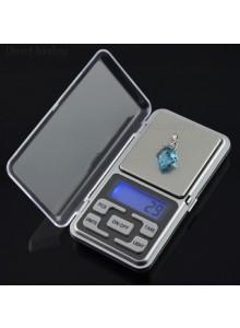 משקל דיגיטלי עד 500 גרם דיוק עד 0.1 גרם לתכשיטים ואבני חן D2123 *במלאי מיידי*