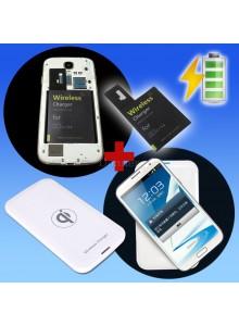 Samsung Galaxy S4 i9500 מטען אלחוטי לגלקסי