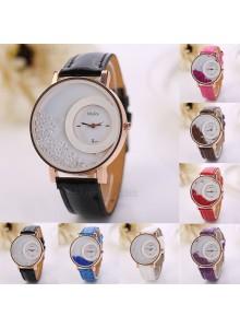שעון אופנתי חרוזי זירקונים חולות נודדים במבחר צבעים דגם 7711613