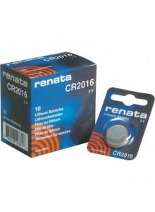 סוללה ליתיום RENATA CR2016  *במלאי מיידי*