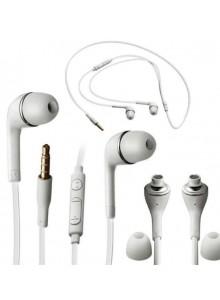 אוזניות עם ווליום ומיקרופון תואמות ל- Samsung S3 i9300 i9500 S4 S5 i9600 *במלאי מיידי*