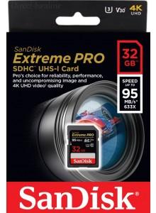 SanDisk Extreme Pro SDXC 32GB SDSDXXG-032G