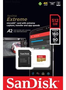 SanDisk Extreme SDSQXA1-512G 512GB