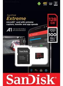 SanDisk Micro SDXC 128GB Extreme SDSQXAF-128G