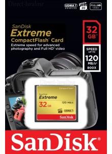 SanDisk Extreme CF 32GB SDCFXSB-032G