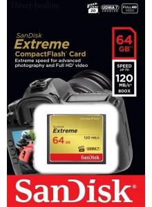 SanDisk Extreme CF 64GB SDCFXSB-064G