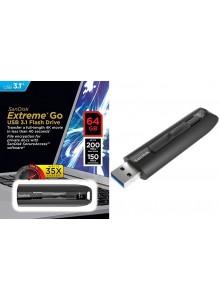 SanDisk Extreme Go 64GB USB 3.1 SDCZ800-064G *במלאי מיידי*