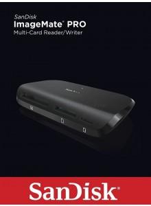 קורא כרטיסים Sandisk ImageMate Pro USB 3.0 SDDR-489-G47 *במלאי מיידי*