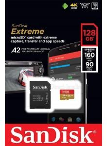 SanDisk Micro SDXC 128GB Extreme A2 SDSQXA1-128G