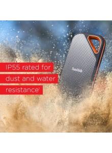 כונן קשיח נייד SanDisk SDSSDE80-1TB-G25 1TB Extreme PRO USB 3.1 *במלאי*