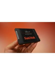 כונן קשיח פנימי SSD Ultra ll SDSSDHII-240G-G25 240GB *במלאי מיידי*