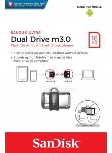 SanDisk Ultra Dual Drive 16GB m3.0 SDDD3-016G