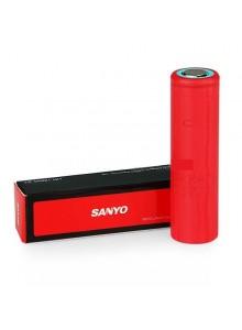 סוללה מקורית נטענת SANYO UR18650-RX 2000mAh 10C 20A  *במלאי מיידי*