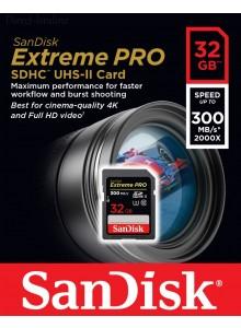 SanDisk Extreme Pro SDHC 32GB SDSDXPK-032G