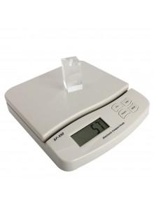 """משקל אלקטרוני דיגיטלי למטבח שקילה עד 25 ק""""ג דיוק 1 גרם"""